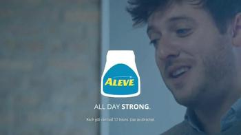 Aleve TV Spot, 'Pizza Parlor. Live Whole. Not Part.' - Thumbnail 6