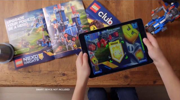 LEGO Nexo Knights TV Spot, 'New Way to Play'