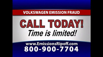 The Driscoll Firm TV Spot, 'Volkswagen Emission Fraud' - Thumbnail 4