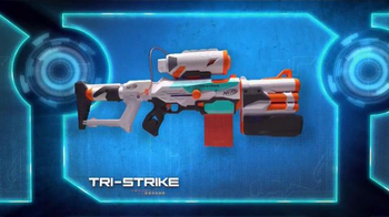 Nerf Modulus Tri-Strike TV Spot, 'The Power of Three' - Thumbnail 7