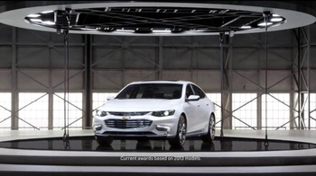 Chevrolet Bonus Tag TV Spot, 'Up: 2016 Malibu' - Thumbnail 2