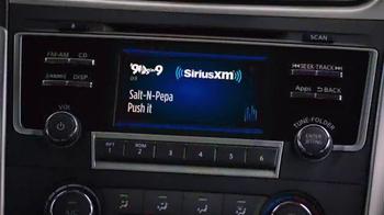 SiriusXM Satellite Radio TV Spot, 'Joy Ride' Song by Salt-N-Pepa - Thumbnail 6