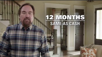 50 Floor Free Installation Sale TV Spot, 'Improvements' Ft. Richard Karn