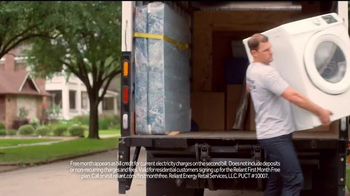 Reliant Energy First Month Free Plan TV Spot, 'Moving' Feat. Jason Witten - Thumbnail 9