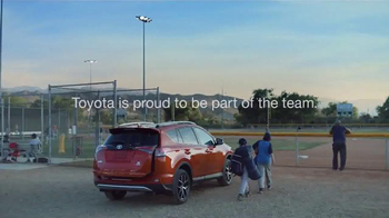 Toyota Annual Clearance Event TV Spot, 'Your Team: Sienna & Highlander' - 926 commercial airings