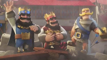 Clash Royale TV Spot, 'Trophies'