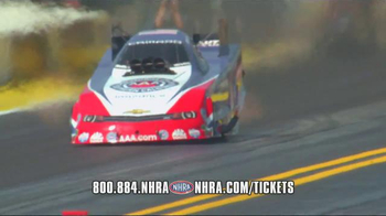 NHRA TV Spot, 'Lucas Oil, Chevy Performance, & Carolina Nationals' - Thumbnail 4