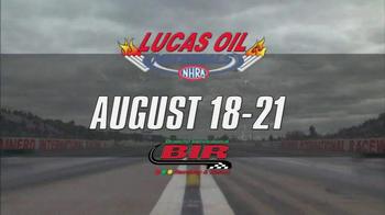 NHRA TV Spot, 'Lucas Oil, Chevy Performance, & Carolina Nationals' - Thumbnail 5