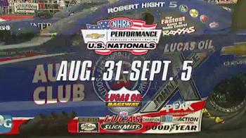 NHRA TV Spot, 'Lucas Oil, Chevy Performance, & Carolina Nationals' - Thumbnail 6
