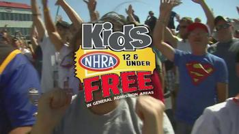 NHRA TV Spot, 'Lucas Oil, Chevy Performance, & Carolina Nationals' - Thumbnail 8