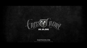 Ram Trucks TV Spot, 'Unseen' - Thumbnail 7