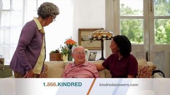 Kindred Healthcare TV Spot, 'Let Kindred Help' - Thumbnail 7