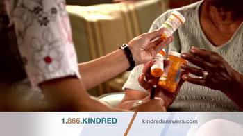 Kindred Healthcare TV Spot, 'Let Kindred Help' - Thumbnail 8