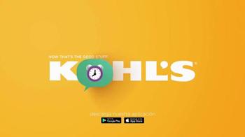 Kohl's TV Spot, 'Regreso a Clases: tenis' [Spanish] - Thumbnail 10
