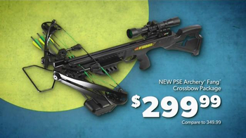 Bass Pro Shops Summer Madness Sale TV Spot, 'Targets, Case and Crossbow' - Thumbnail 7