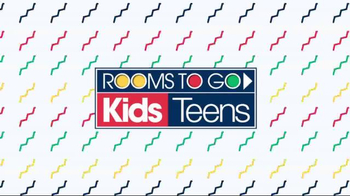 Rooms to Go Back 2 School Sale TV Spot, 'The Joy is Real' - Thumbnail 1
