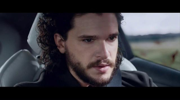 Infiniti Q60 TV Spot, \'Emotions Per Millisecond\' Featuring Kit Harington