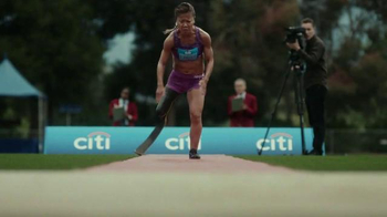 Citi TV Spot, 'Why Does Citi Sponsor Team USA?' Featuring Scout Bassett - Thumbnail 7