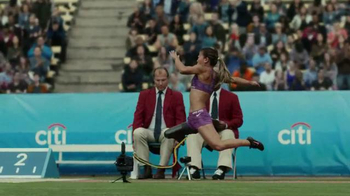 Citi TV Spot, 'Why Does Citi Sponsor Team USA?' Featuring Scout Bassett - Thumbnail 8