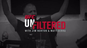 UFC Unfiltered TV Spot, 'Top Ranked Podcast' - Thumbnail 1