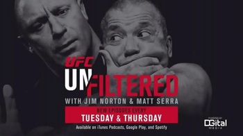 UFC Unfiltered TV Spot, 'Top Ranked Podcast'