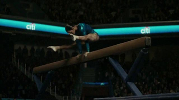 Citi TV Spot, 'It Isn't Gymnastics. It's Progress.' Featuring Gabby Douglas - Thumbnail 3