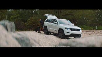 2016 Jeep Grand Cherokee TV Spot, 'The Journey' Song by Morgan Dorr - Thumbnail 1