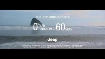 2016 Jeep Grand Cherokee TV Spot, 'The Journey' Song by Morgan Dorr - Thumbnail 10