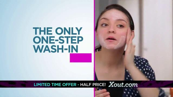 X Out Wash-In Treatment TV Spot, '2016 Back to School: Confidence'