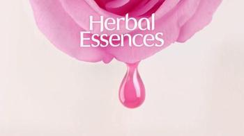 Herbal Essences Color Me Happy TV Spot 'Rosas en flor' [Spanish] - Thumbnail 4