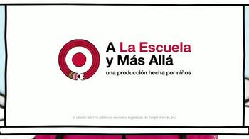 Target TV Spot, 'Regreso a Clases: mochilla' canción de L2M [Spanish] - Thumbnail 10