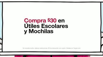 Target TV Spot, 'Regreso a Clases: mochilla' canción de L2M [Spanish] - Thumbnail 8