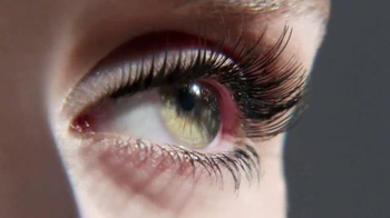 Rimmel London Volume Colourist Mascara TV Spot, 'Darkens Bare Lashes'