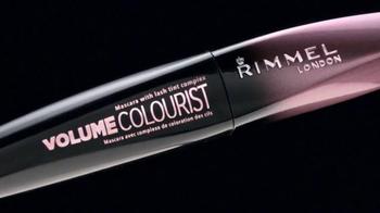 Rimmel London Volume Colourist Mascara TV Spot, 'Darkens Bare Lashes' - Thumbnail 7