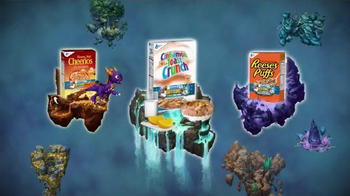 Skylanders Battlecast TV Spot, 'General Mills: Transporter'