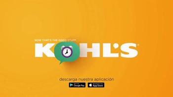 Kohl's Nike Sale TV Spot, 'Sin límite' [Spanish] - Thumbnail 10