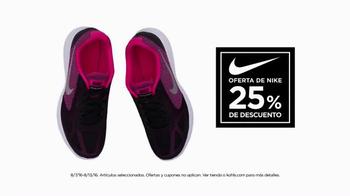 Kohl's Nike Sale TV Spot, 'Sin límite' [Spanish] - Thumbnail 3