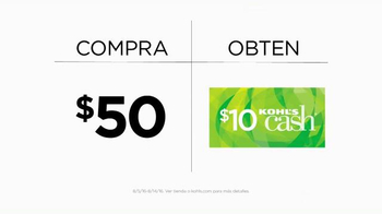 Kohl's Nike Sale TV Spot, 'Sin límite' [Spanish] - Thumbnail 4