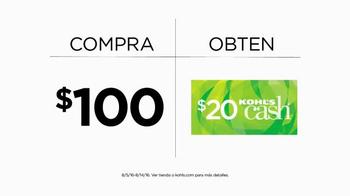 Kohl's Nike Sale TV Spot, 'Sin límite' [Spanish] - Thumbnail 5
