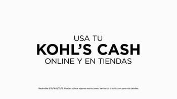 Kohl's Nike Sale TV Spot, 'Sin límite' [Spanish] - Thumbnail 6