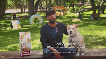 Purina Beneful Originals TV Spot, 'Joel y Totoshka' [Spanish] - Thumbnail 2