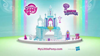 My Little Pony Explore Equestria Crystal Empire Castle TV Spot, 'Discover' - Thumbnail 10