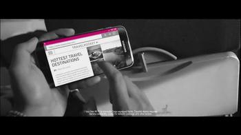 T-Mobile Gogo In-flight Wi-Fi TV Spot, 'We Won't Stop' - Thumbnail 3
