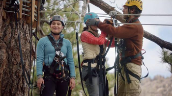 Navy Federal Credit Union App TV Spot, 'Zip Line' - Thumbnail 2