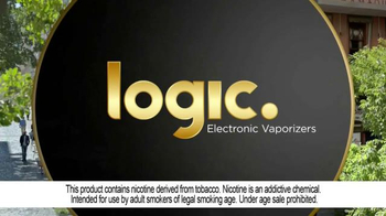 Logic. Pro Electric Vaporizer TV Spot, 'No Spill' - Thumbnail 1
