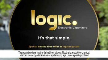 Logic. Pro Electric Vaporizer TV Spot, 'No Spill' - Thumbnail 10