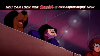 Scooby-Doo! and WWE: Curse of the Speed Demon Home Entertainment TV Spot - Thumbnail 6