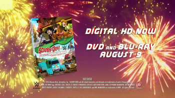 Scooby-Doo! and WWE: Curse of the Speed Demon Home Entertainment TV Spot - Thumbnail 8