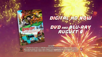 Scooby-Doo! and WWE: Curse of the Speed Demon Home Entertainment TV Spot - Thumbnail 9