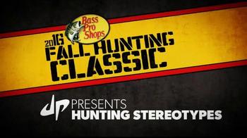 Bass Pro Shops Fall Hunting Classic TV Spot, 'The Snack Master' - Thumbnail 1